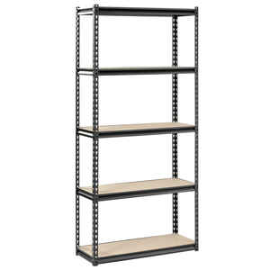 Edsal Manufacturing  72 in. H x 34 in. W x 14 in. D Steel  Shelving Unit