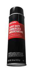3M  Bondo  Black  Rubber Coating  18 oz.
