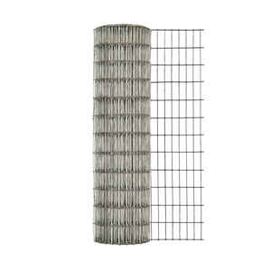 Garden Zone  24 in. W 25 ft. Steel  Wire Cage  No
