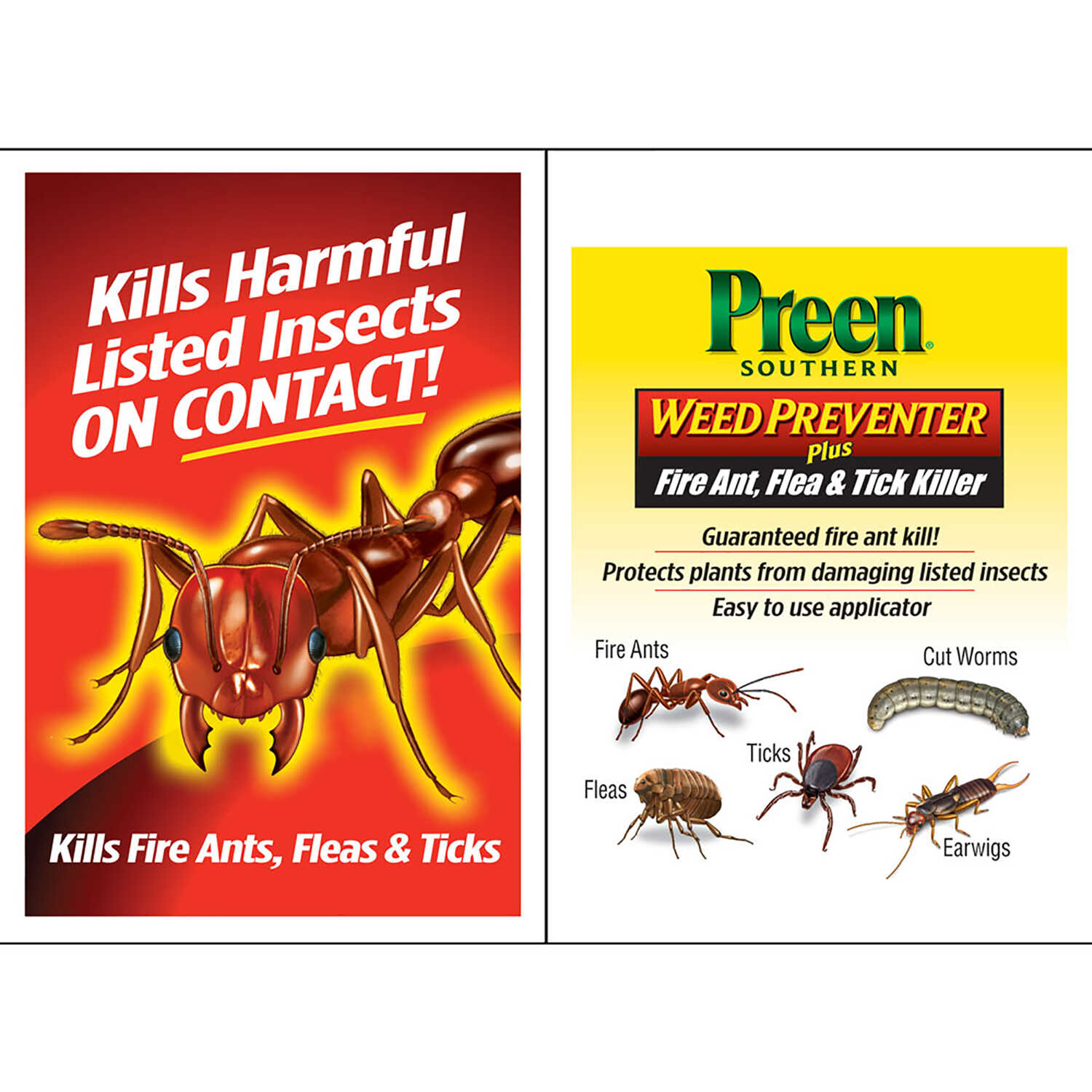 Preen  Granules  Weed Preventer Plus Insect Killer  4.25 lb.