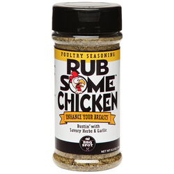 Rub Your Chicken Poultry Seasoning Rub 6 oz.