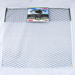 Diggers  Root Guard  27.75 in. H x 25 in. W x 0.2 in. D Silver  Coated Wire  Gopher Wire Basket