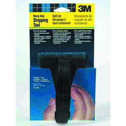 3M  6 in. L x 6 in. W x 1 in.  Coarse  Heavy Duty  Stripping Pad