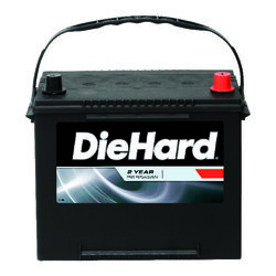 DieHard  650 CCA 12 volt Automotive Battery
