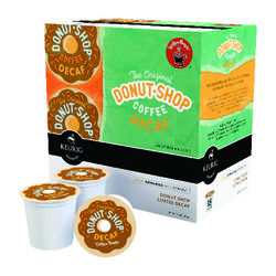 Keurig  Donut Shop  The Original  Coffee K-Cups  Decaffeinated 18 pk