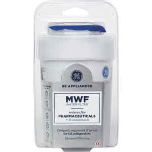 GE Appliances  Smartwater  Replacement Water Filter  For Refrigerator 300 gal.