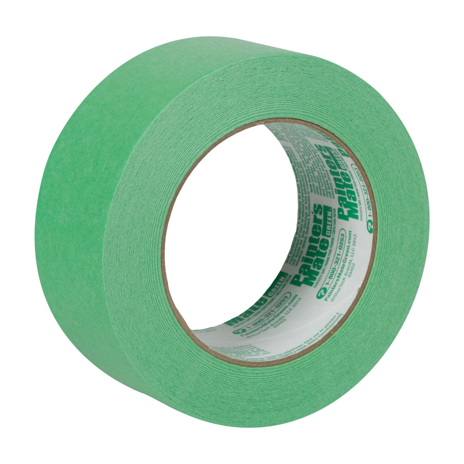 Painter's Mate  1.88 in. W x 60 yd. L Green  Medium Strength  Painter's Tape  1 pk