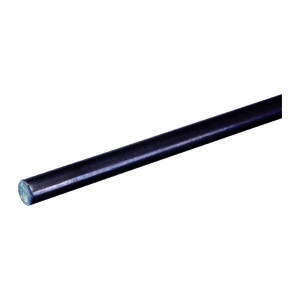 Boltmaster  3/8 in. Dia. x 48 in. L Cold Rolled Steel  Weldable Unthreaded Rod