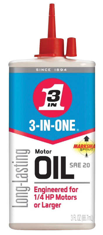 3-IN-ONE  General Purpose  Lubricating Oil  3 oz.