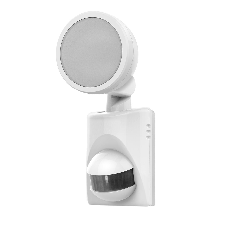 Heath zenith plastic battery powered motion sensing security light heath zenith plastic battery powered motion sensing security light led white aloadofball Choice Image