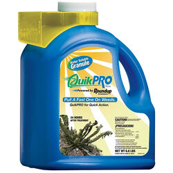 Roundup  QuikPro Weed & Grass  Herbicide  Concentrate  6.8 lb.