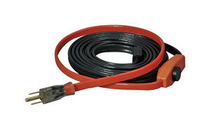 Easy Heat  AHB  3 ft. L Heating Cable  For Water Pipe Heating Cable