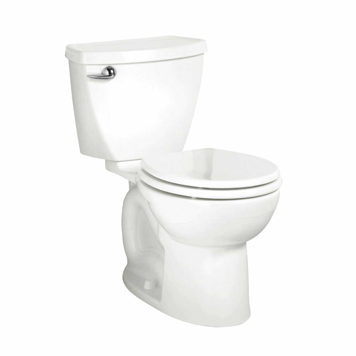 American Standard  Cadet 3  1.3 gal. White  Round  Complete Toilet