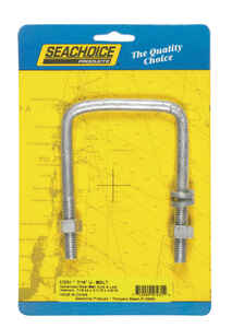 Seachoice  Galvanized Steel  U-Bolt