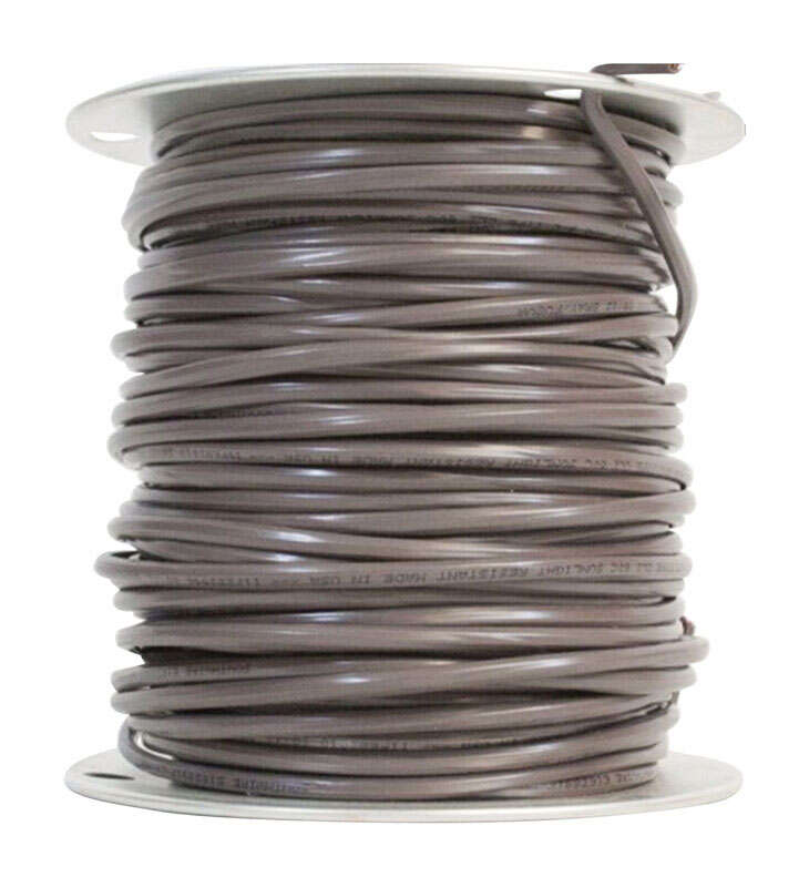 Southwire  250 ft. 18/8  Solid  Copper  Thermostat Wire