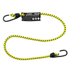 Keeper  Yellow  Bungee Cord  36 in. L x 0.315 in.  1 pk