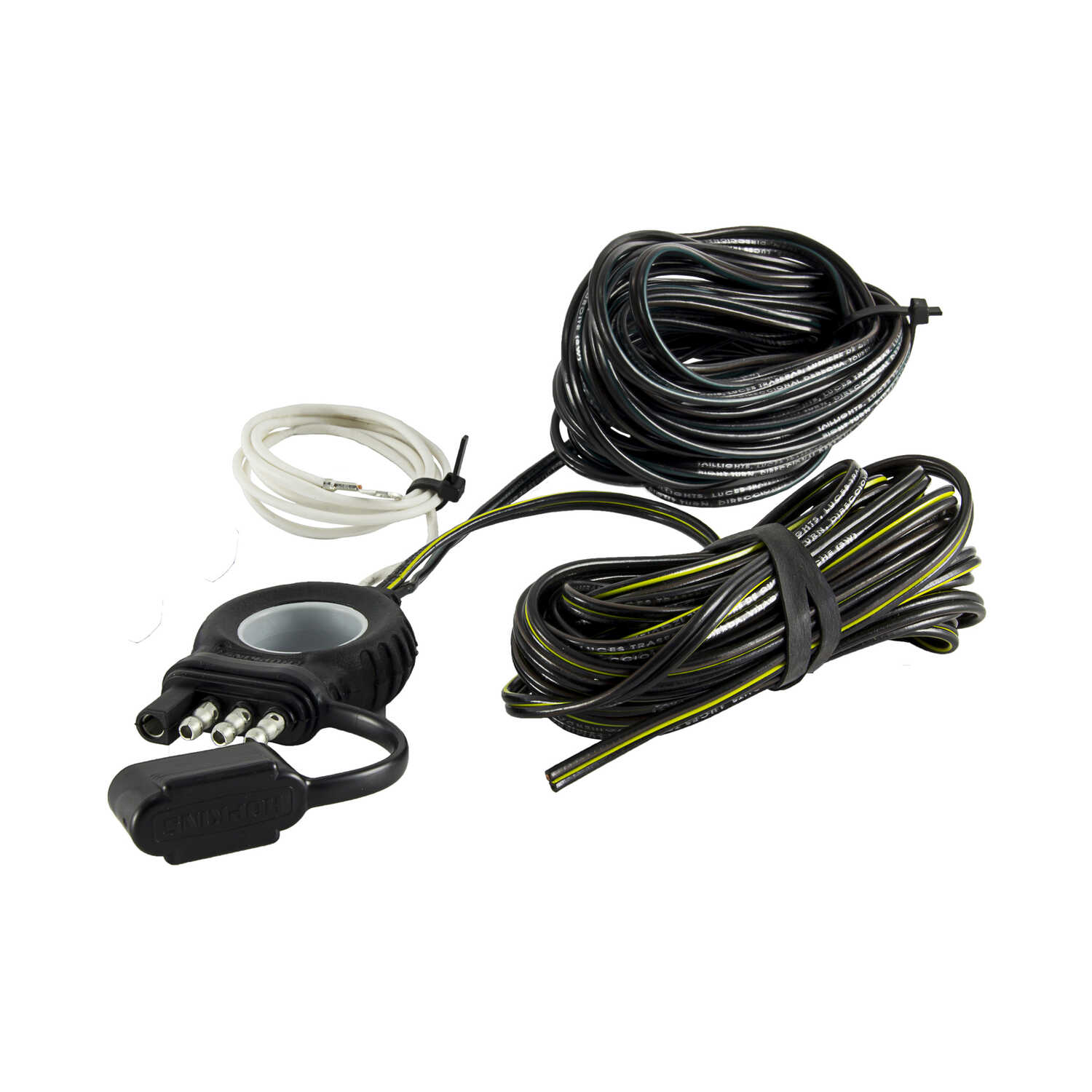 Hopkins  Endurance  240 in. Y-Harness Connector  4 Flat