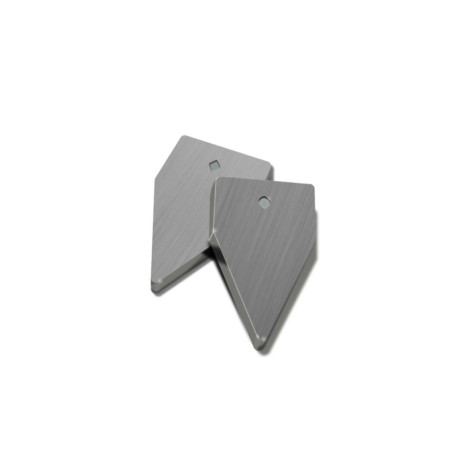 AccuSharp  Matte  Tungsten Carbide  Replacement Blades