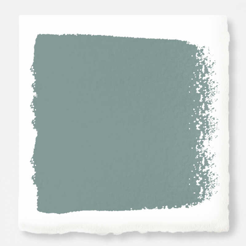 Magnolia Home  by Joanna Gaines  Eggshell  M  Acrylic  Well Watered  8 oz. Paint