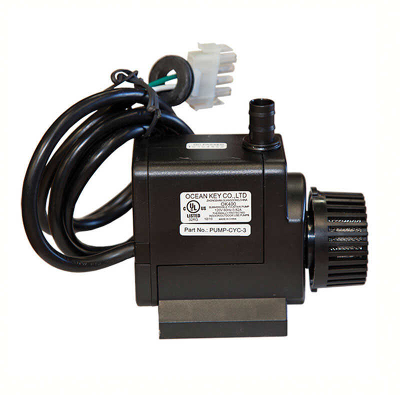 Port-A-Cool  Plastic  Black  Evaporative Cooler Pump
