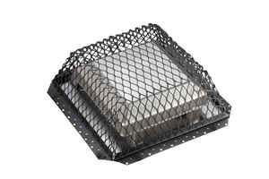 Hy-C  Galvanized  Steel  Chimney Roof Ventguard