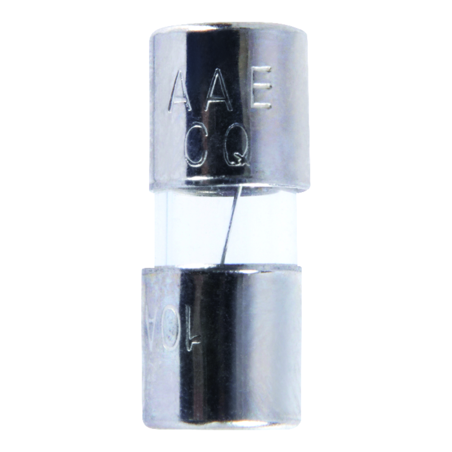 Jandorf  AGA  10 amps 125 volts Glass  Fast Acting Fuse  4 pk