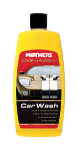 Mothers  Concentrated Liquid  Car Wash Detergent  16 oz.