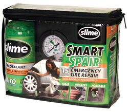 Slime Smart Spair Flat Tire Repair For Standard Cars