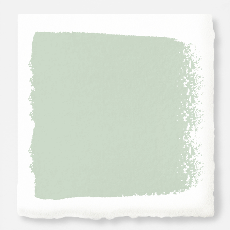 Magnolia Home  by Joanna Gaines  Eggshell  Mineral Green  D  Acrylic  Paint  8 oz.