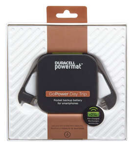 Duracell  Cell Phone Charger  1 pk