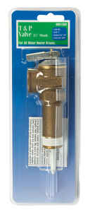 Reliance  MNPT  Relief Valve  2-1/2 in.