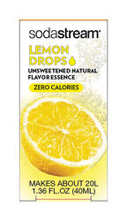 SodaStream  Lemon Drops  Sparkling Water Mix  1.36 oz. 1 pk
