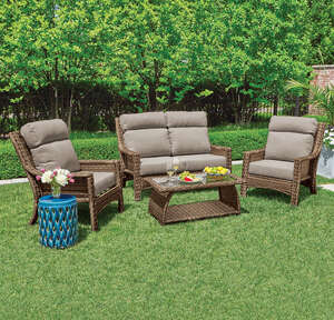 Northcape  4 pc. Trinidad  Deep Seating Set
