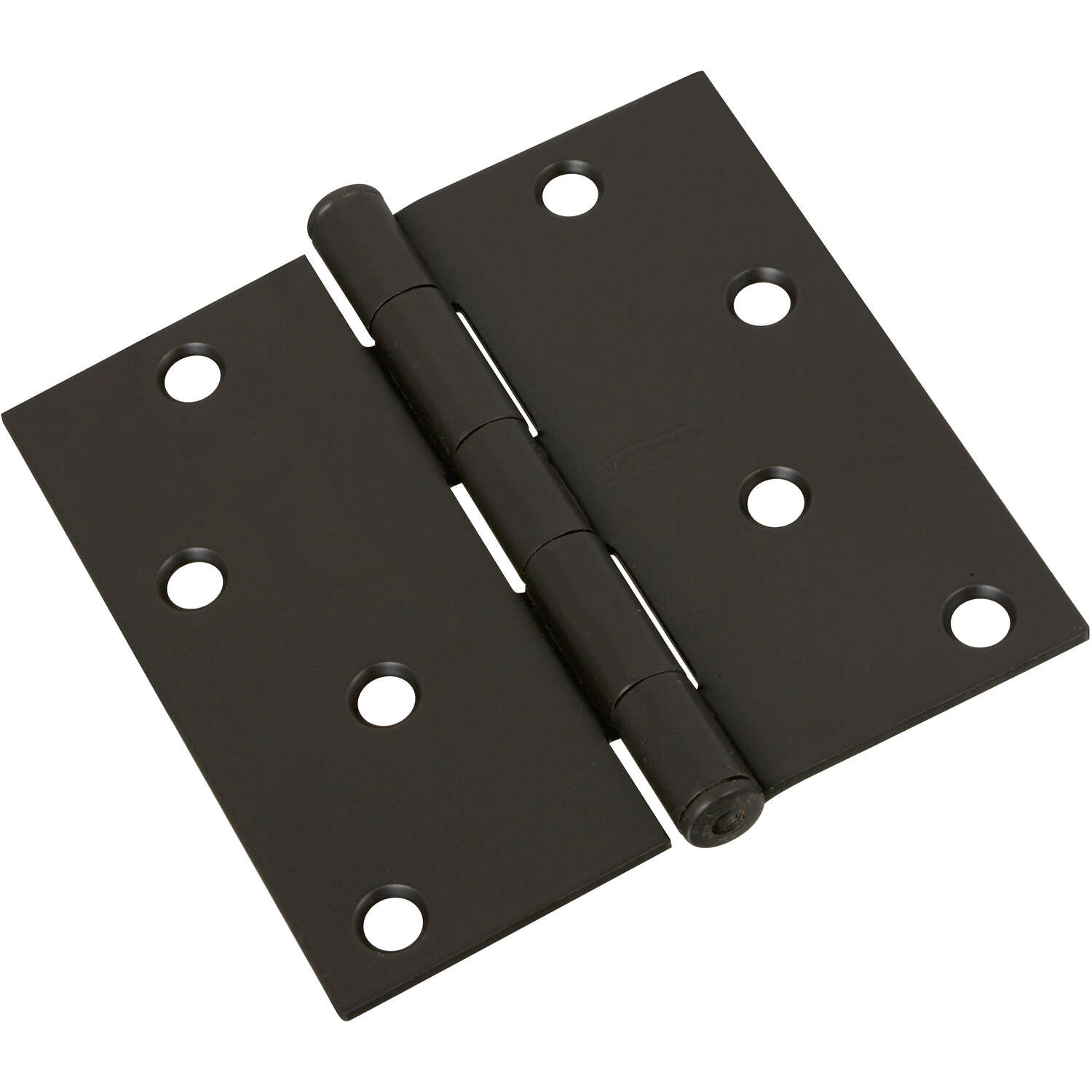 National Hardware  4 in. L Oil Rubbed Bronze  Door Hinge  1 pk