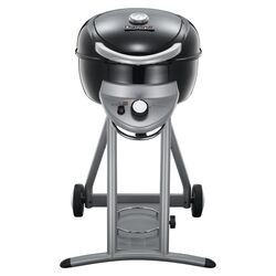 Char-Broil Patio Bistro 1 burner Liquid Propane Grill Black