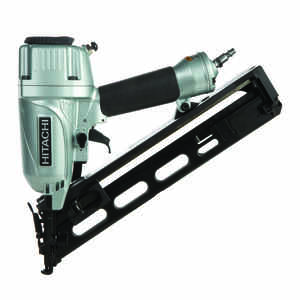 Hitachi  Pneumatic  15 Ga. Nailer  Kit