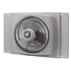 Lasko  22 in. H x 16 in. Dia. 3 speed Window Fan