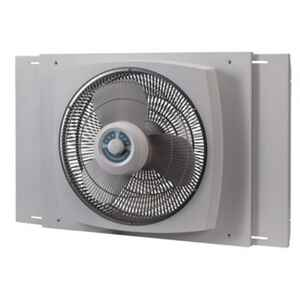 Lasko  16 in. 3 speed Electric  Window Fan