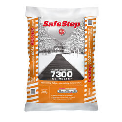 Safe Step  7300  Calcium Chloride  Flake  Ice Melt  50 lb.