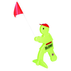 Step 2  32 in. Other  Green  Kid Alert Visual Warning Signal  1 pk
