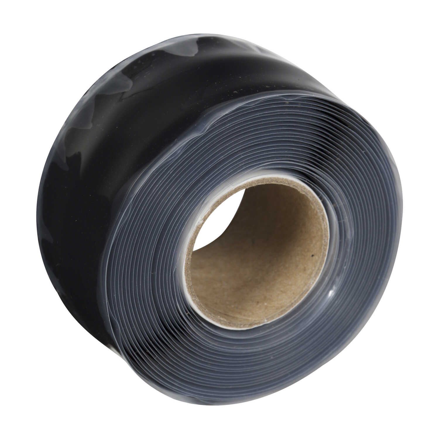 Duck  Wrap-Fix  1 in. W x 10 ft. L Black  Vinyl  Electrical Tape