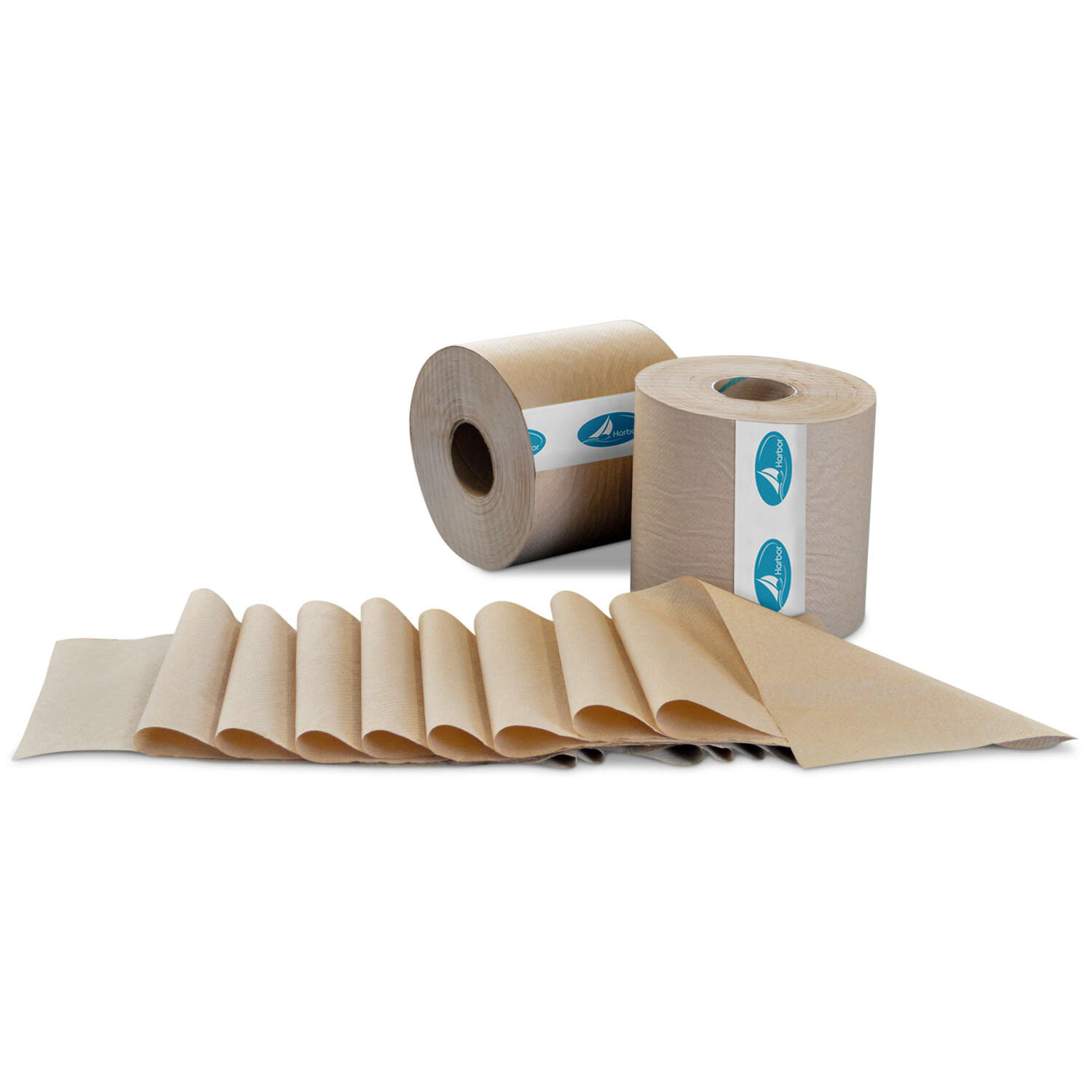 Harbor  Paper Towels  1 ply 12 roll