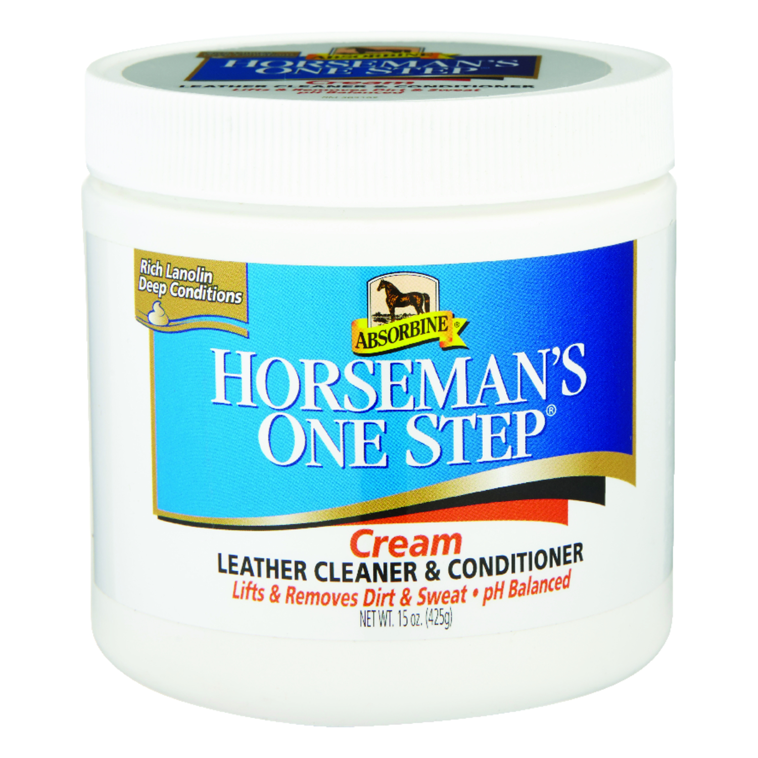Horseman's  One Step  Harness Cleaner and Conditioner
