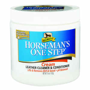 Absorbine  Horseman�s One Step  Harness Cleaner and Conditioner