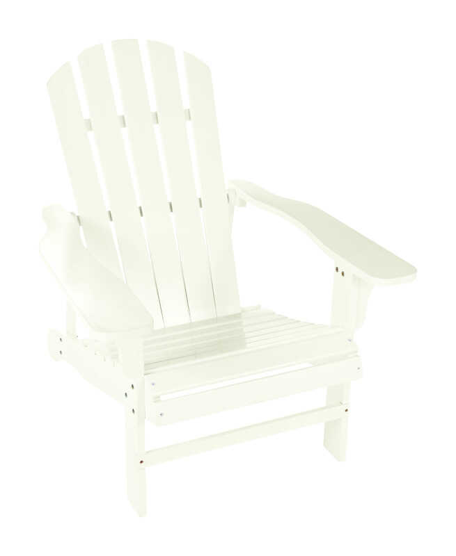 Jack-Post  Jennings  1  Resin  Adirondack Chair