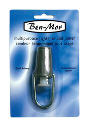 Ben-Mor Cables Inc.  1.25  L Silver  Metal  Clothesline Tightener