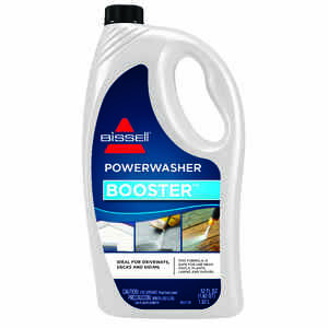 Bissell  No Scent Power Washer Cleaner  52  Liquid