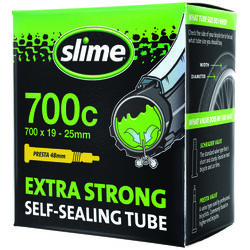 Slime Rubber Bicycle Inner Tube 1 pk