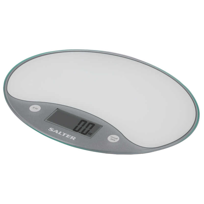 Taylor  White  Digital  Kitchen Scale  11 lb.