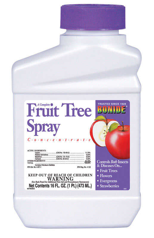 Bonide  Fruit Tree Spray  Insect Killer  16 oz.